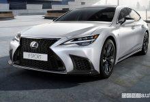 Photo of Nuova Lexus LS, caratteristiche