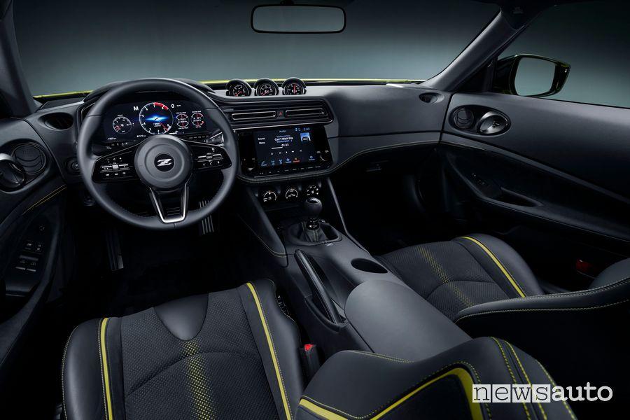 Plancia strumenti abitacolo Nissan Z Proto