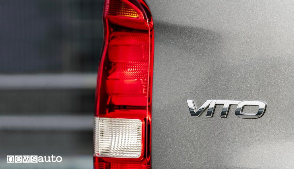 Nuovo Mercedes-Benz Vito