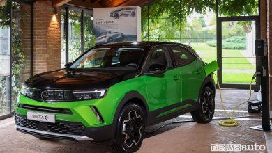 Photo of Opel Mokka-e elettrico, caratteristiche, autonomia e prezzi