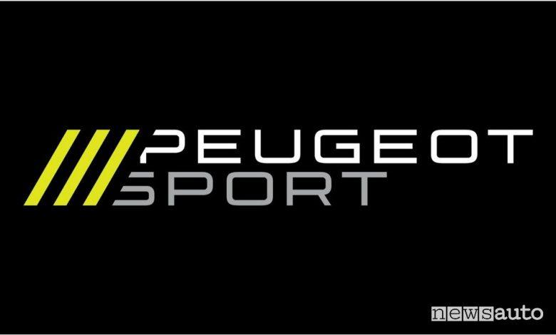 Peugeot Sport nuovo logo