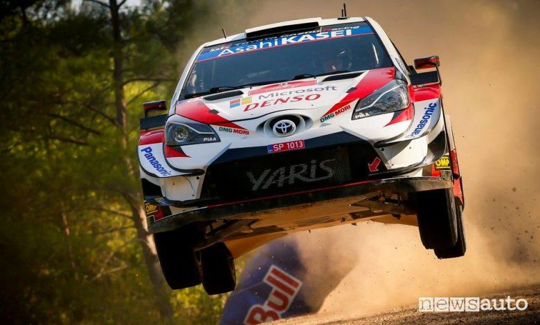 WRC Rally Turchia 2020, vittoria Toyota