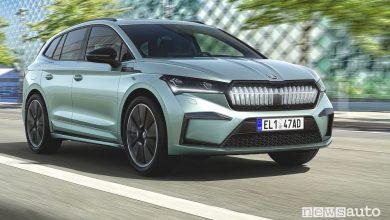Photo of Škoda Enyaq iV SUV elettrico, caratteristiche, batteria e prezzi