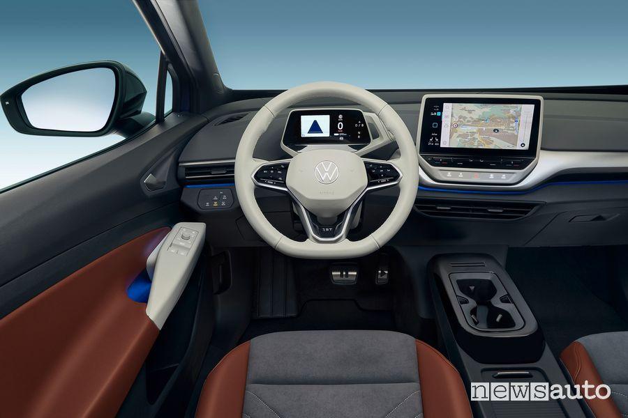 Plancia strumenti abitacolo Volkswagen ID.4 1ST