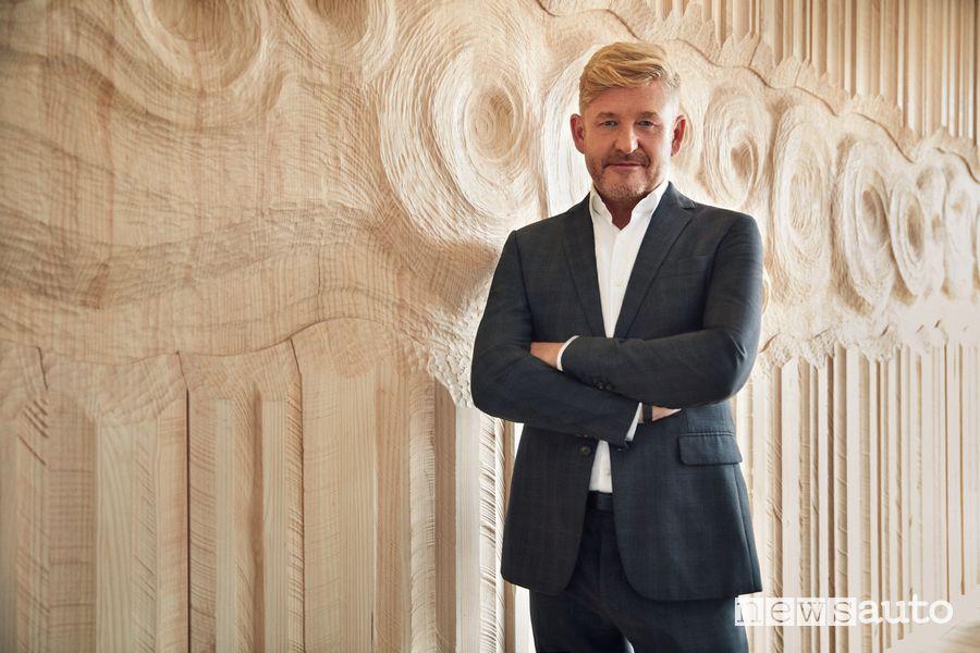 Wayne Griffiths nuovo Presidente Seat a partire dal 1° ottobre 2020