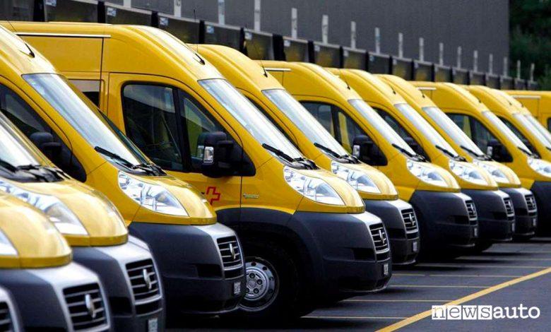 flotta furgoni autocarri