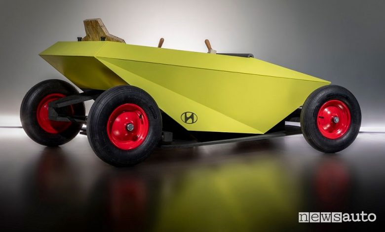 Auto fai da te, come costruire la Hyundai Soapbox [video]