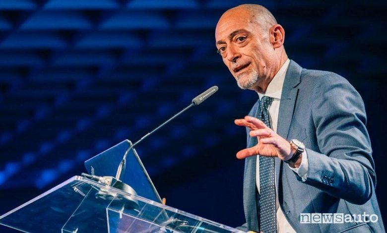 Michele Crisci rieletto Presidente UNRAE
