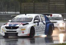 Photo of Peugeot 308 TCR, doppio podio a Magione sotto la pioggia