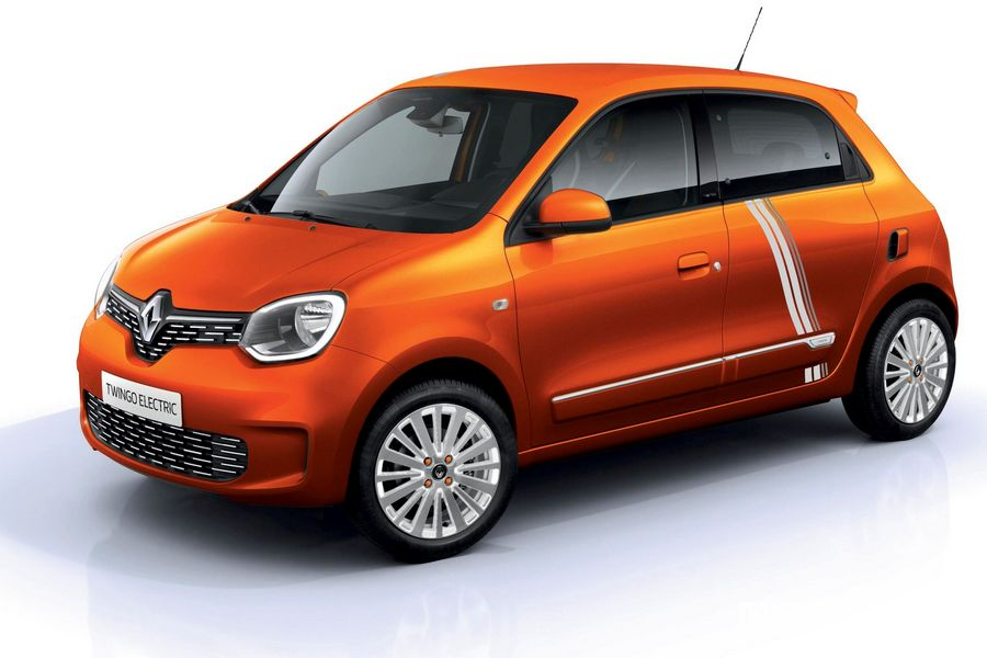 Renault Twingo Electric Vibes Limited Edition