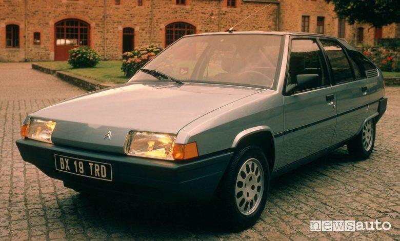 Citroën BX auto storica