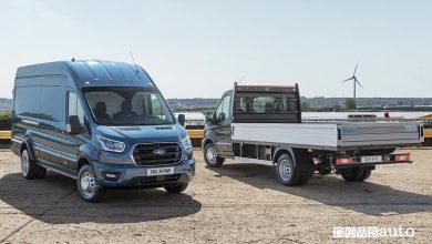 Photo of Ford Transit 50 quintali, allestimento furgone, van, scuolabus, camioncino…