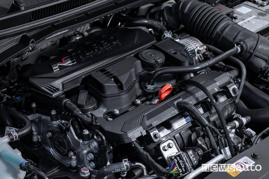 Vano motore 1.6 T-GDi Hyundai i20 N