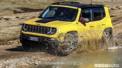 Photo of Jeep Renegade Trailhawk 2.0 Multijet II, prova in fuoristrada