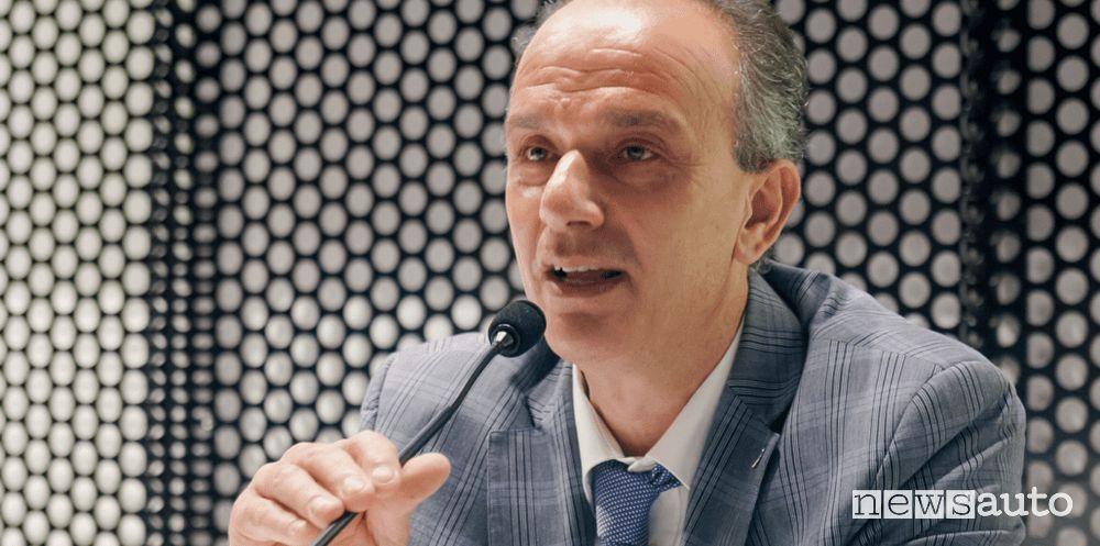 Luciano Castellin, Presidente dell'Unione Servizi alla Comunità di CNA Lombardia