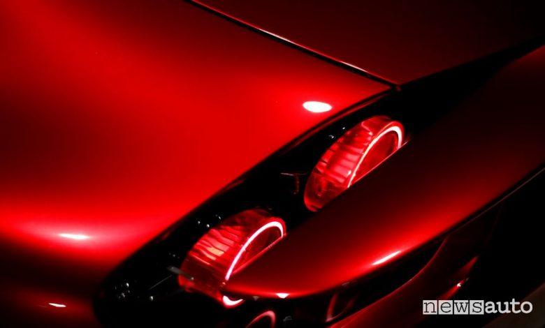 Soul Red Crystal Mazda