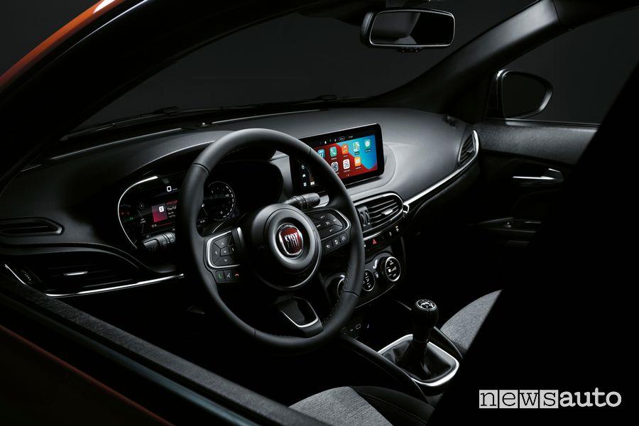 Volante abitacolo nuova Fiat Tipo Cross