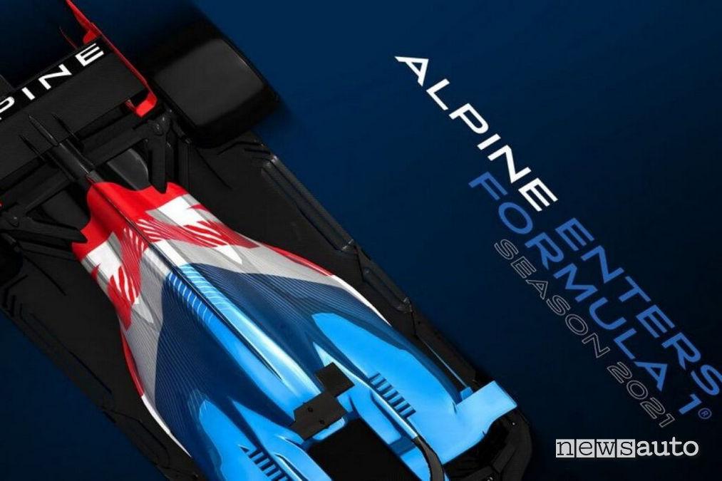 Alpine in Formula 1
