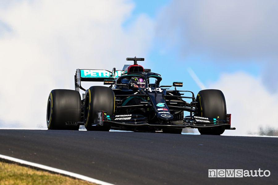 F1 Gp Portogallo Mercedes Hamilton