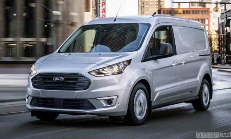 Photo of Ford Transit Connect, caratteristiche, più carico (1t) e consumi ridotti