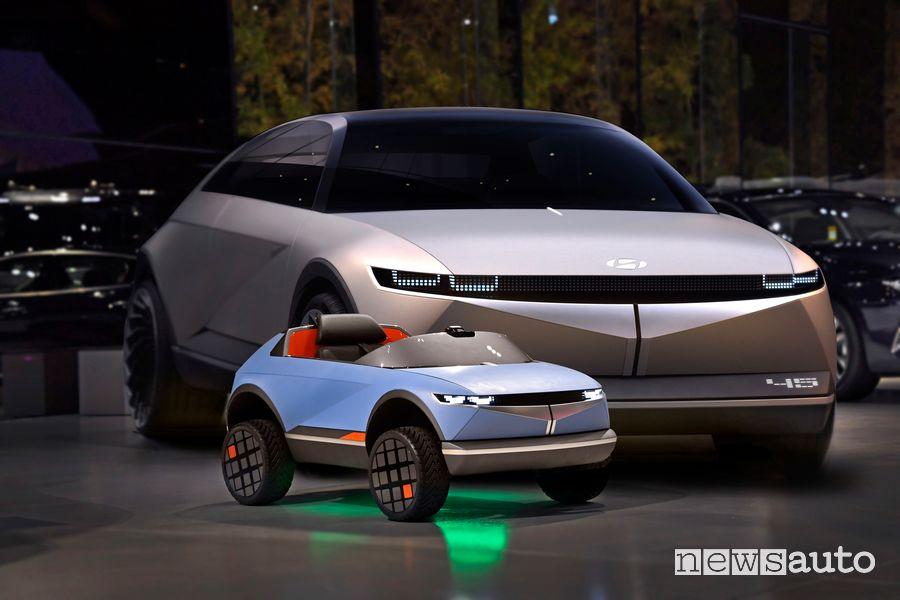 Auto elettrica per bambini Hyundai