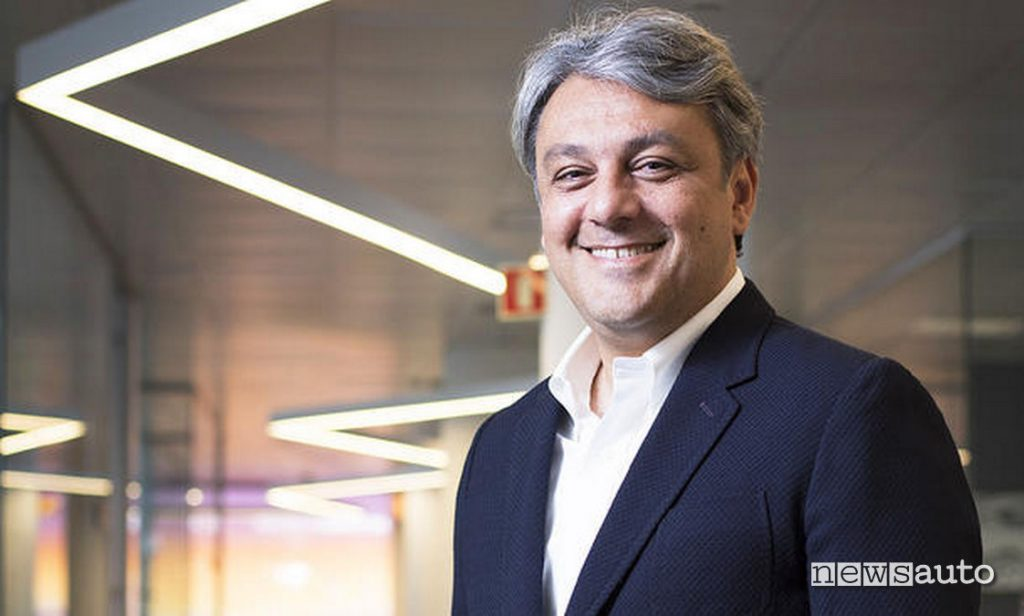 Luca De Meo,  CEO of Groupe Renault