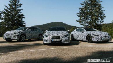 Photo of Auto elettriche Mercedes-Benz, nuovi modelli EQ in arrivo