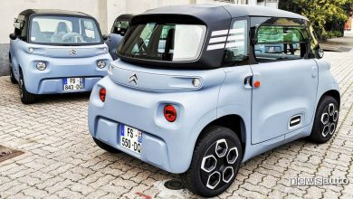 Photo of Citroën Ami, prova in anteprima alla Milano Design City