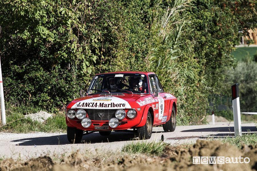 Rallylegend 2020 Lancia Fulvia HF Enzo Battiato