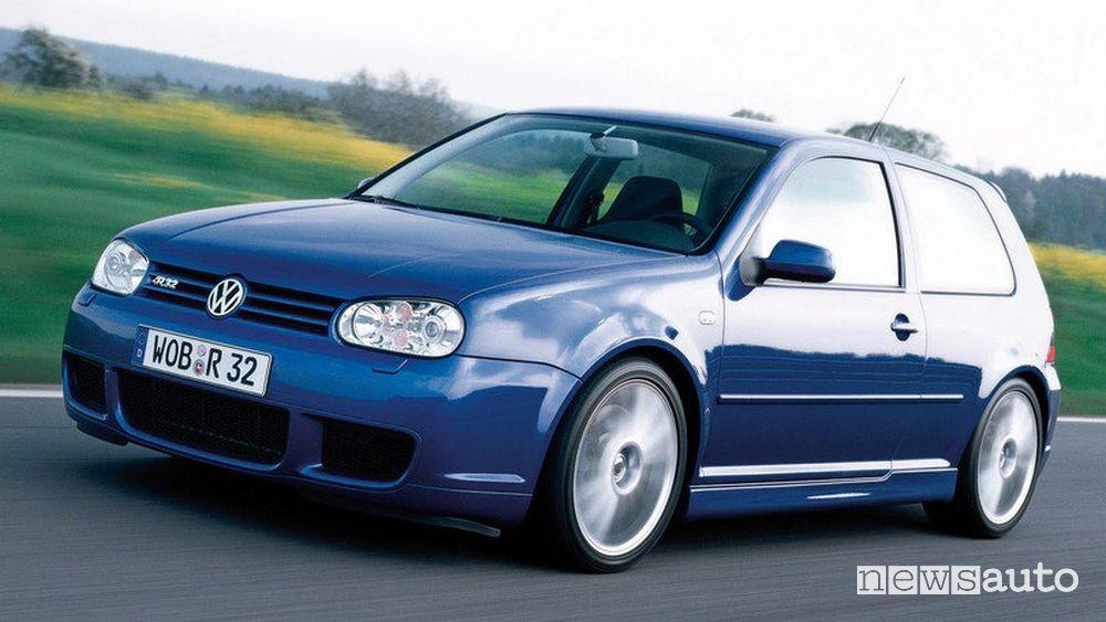 Volkswagen Golf R32 del 2002