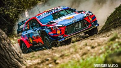 Photo of WRC Rally Italia Sardegna 2020, vittoria Hyundai [classifica]