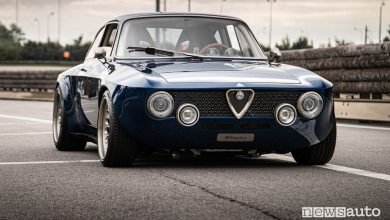 "Photo of Alfa Romeo Giulia elettrica, la Totem GT electric con ""restomod"""