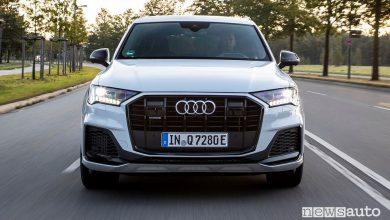 Photo of Audi Q7 SUV ibrido plug-in, caratteristiche e prezzi