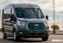 Photo of Ford E-Transit 100% elettrico, caratteristiche, portata e prezzi