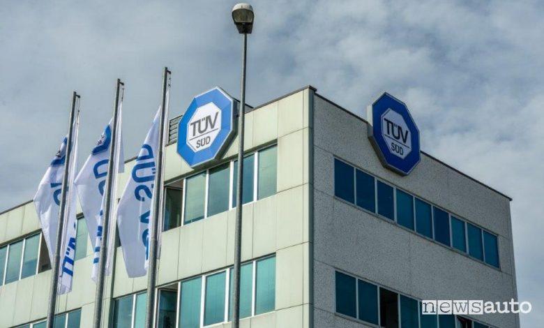 Centro prove TÜV Italia, nuovo laboratorio a Volpiano