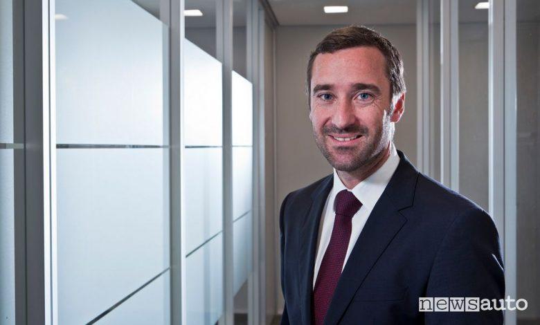 Laurent Barria, Direttore Marketing e Comunicazione Citroën