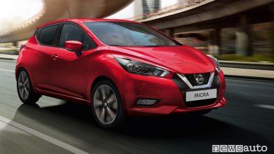 Nissan Micra Tekna 2021
