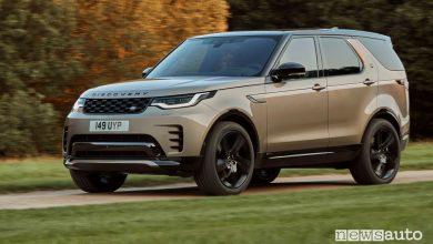 Photo of Nuovo Land Rover Discovery, cosa cambia, caratteristiche e prezzo