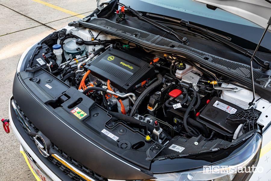 Vano motore Opel Corsa-e Rally