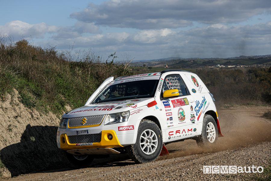 Bordonaro/Briani vincitori Suzuki Challenge 2020
