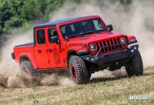 Photo of Jeep Gladiator JT, caratteristiche e prova fuoristrada su base Rubicon