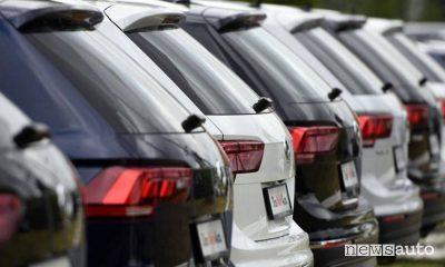 Auto più vendute aprile 2021