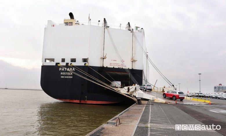 Olio fritto diesel, carburante per le navi mercatili Volkswagen