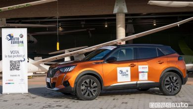 Photo of Peugeot 2008 e Renault Captur, premio Auto Europa 2021