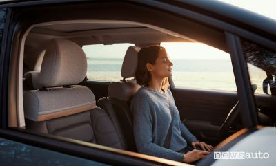 Citroën Advanced Comfort, benessere in auto