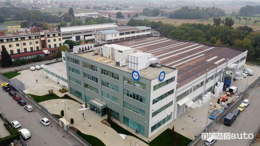 nuovo laboratorio TUV Italia a Volpiano