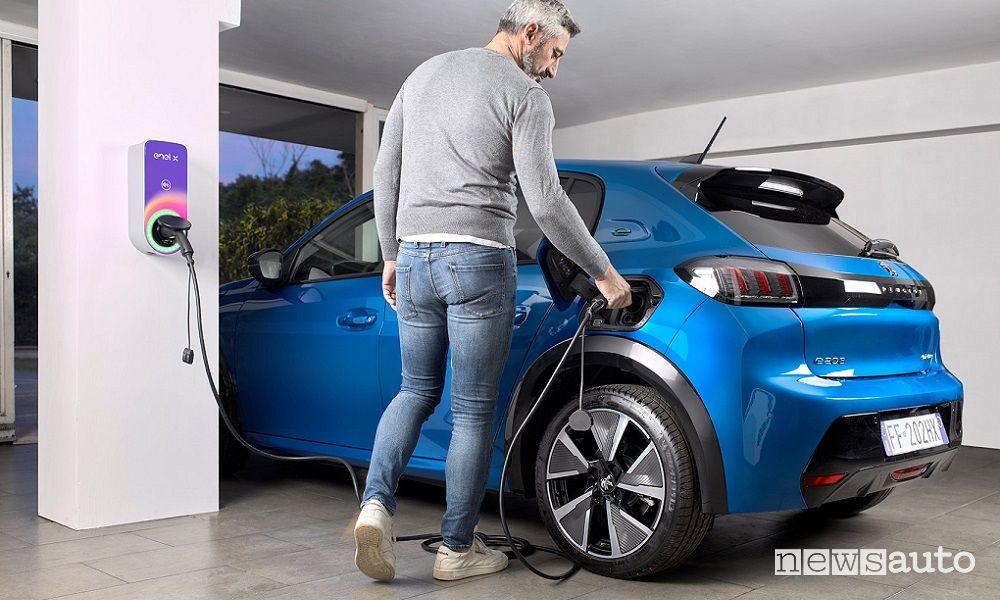 Vendite auto elettriche, classifica delle 10 più vendute nel 2020