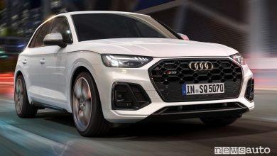 Photo of Nuova Audi SQ5 TDI, caratteristiche e prezzi