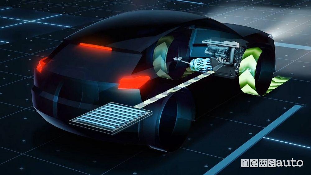 La nuova DS 4 sarà ibrida plug-in, con 225 CV di potenza totale