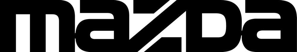 Logo scritta Mazda introdotto nel 1975